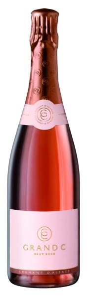 GRAND C Brut Rosé