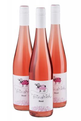 Rosé Feinstrick