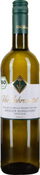 Weisser Burgunder Bio