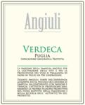 Verdeca IGP Puglia